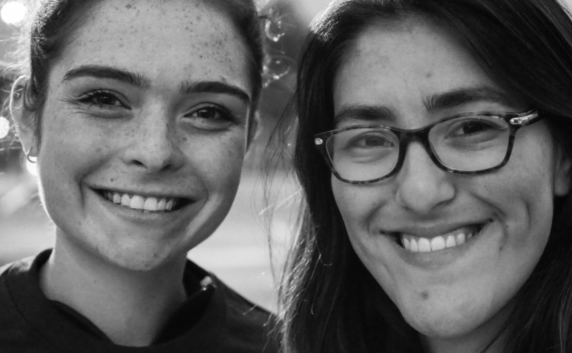 Special Olympics Pennsylvania #50for50: Alaina &Angelanette