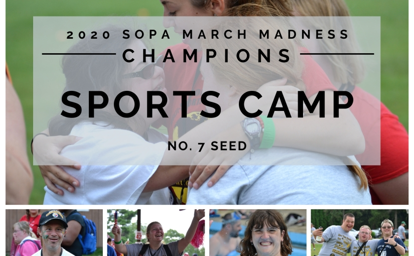 Special Olympics Pennsylvania: March Madness 2020Champions