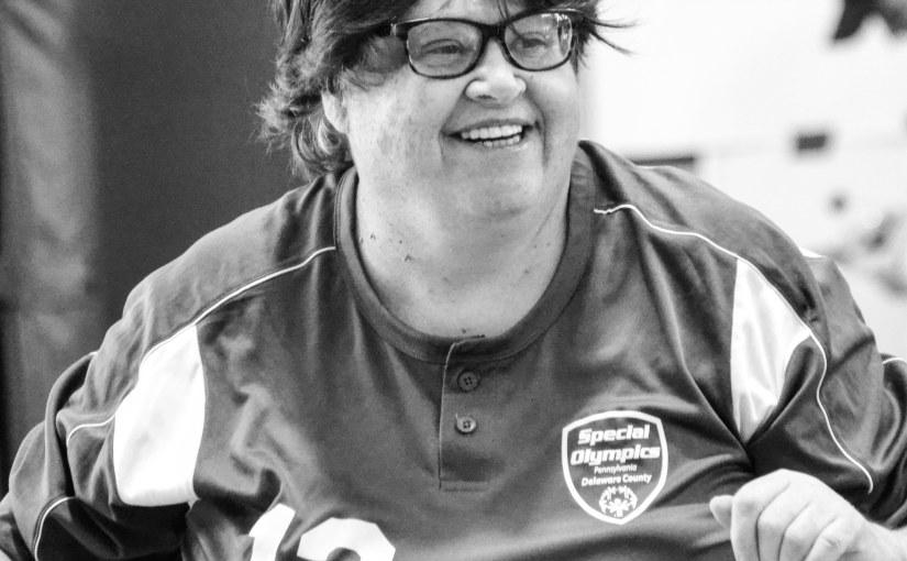 Special Olympics Pennsylvania #50for50: WinnieDowney